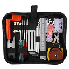 More details for 26pcs guitar care cleaning repair tool kit luthier setup maintenance tools set