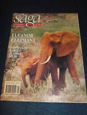 SAGA - ELEPHANTS - May 1990