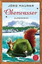 Oberwasser Alpenkrimi  Jörg Maurer Taschenbuch  ++Neuwertig++