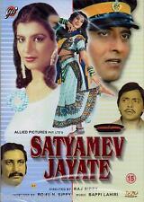 satyamev jayate - Vinod Khanna - anupam Kher - Nuevo Bollywood DVD