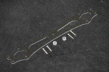 GPM (GTT014) Carbon Oberdeck f. TT-01 -schwarz-