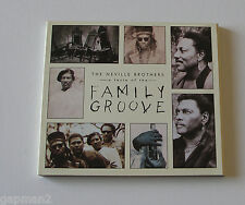 The Neville Brothers 1992 A&M Promo CD EP A Taste Of The Family Groove NM/M
