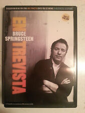 Bruce Springsteen entrevista interview DVD promo rare Rolling Stone 2002 Rising