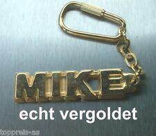Edler SchlÜsselanhÄnger Gerhard Vergoldet Gold Name Keychain Geschenk Neu Sonstige Büro & Schreibwaren