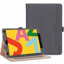 """iPad 10.2"""" 2019 Case ProCase PU Leather Stand Folio Protective Cover Pen Holder"""