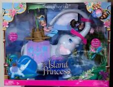 Barbies as The Island Princess Swing & Twirl Tika Kelly Large Playset~NRFB~NIB