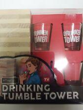 Drinking Tumble Tower, Drunken Tower Drinking Game