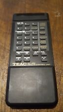 TEAC RC-452 Remote Control for Multi Disc Cd Player Compact Disc Changer Unit