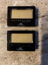 Maybelline New York Expert Wear Eyeshadow 90S Gold School  NEW