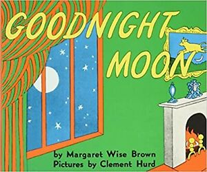 Goodnight Moon by Margaret Wise Brown  Board book Children's Rabbit Books NEW