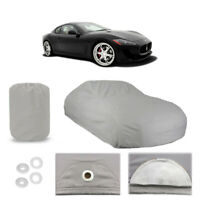 Maserati GT Granturismo 6 Layer Car Cover Fit Water Proof Outdoor Rain Sun Dust