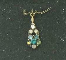 Michal Negrin Flower Necklace in Gift Box