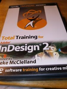 Total Training For Adobe InDesign 2 DVD Software