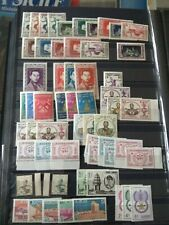 CAMBODGE ROYAUME 1968 / 1973 LOT 1951 / 1968  NSC N** MNH
