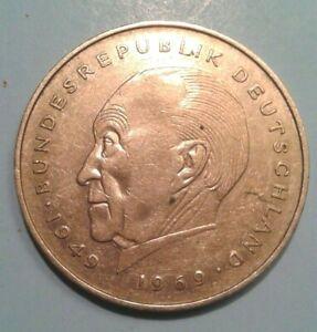 Germany 2 Mark coin 1981