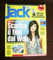 JACK 32 Maggio 2003 Bellucci Garner Britti bici PC cellulari telefoni GPS Milan
