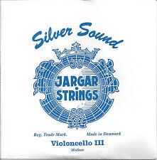 Jargar Cellosaite G - Silber 4/4 cello string