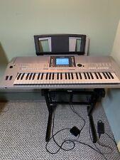 New ListingYamaha Psr S710 Portable Arranger Keyboard Plus.