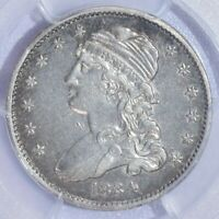 1834 Capped Bust Quarter - PCGS XF Details - Very Nice!