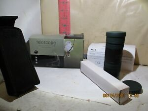 HIGH QUALITY TELESCOPE - KL1040 - SEEMS TO WORK FINE , NEW IN BOX!