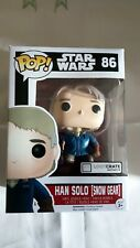 pop funko star wars han solo in winter gear,,,number 86 loot crate exclusive