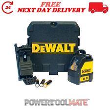 Next Day Delivery - Dewalt DW088K Self Levelling Line Cross Line Laser Kit DW088