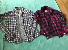 Set of 1 Hollister Shirts size UK S And 1 shirts Size UK SX