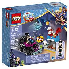 NEW LEGO 41233 Super Hero Girls Lashina Tank  (145 pcs)
