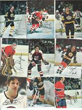 1977-78 Topps Hockey Complete Sets (22) NRMT Squaare Corners