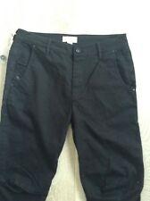 Women's Black DIESEL jeans Size 27 Cotton Elastane BRAND NEW boyfriend Jeans
