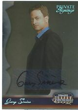 GARY SINISE  2008 Donruss AMERICANA Private Signings #'d/50 AUTO Autograph ACTOR