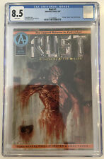 Rust #1 CGC 8.5 White Pages 1st Spawn Adventure Comics 1992 Undergraded