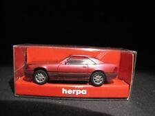 HERPA 025409 MB 500 SL almandinrotmetal NEU&OVP XX-2970