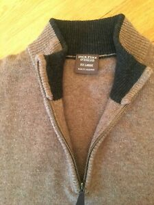 Jack Pyke Ashcombe Crewknit Pullover Stylish Lamb Wool Warm Barley