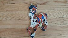 Vintage Cowboy Pinup ~ Dolly Toy Co 1952 Ohio ~ Horse Only