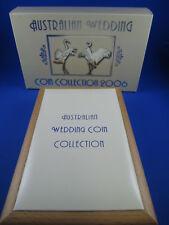 2006 RAM Australian Wedding Coin Collection Set. SUPERB!