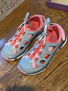 Clarks Little Girls Athletic Sandals Size 11.5