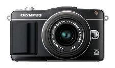 Olympus e-pm2 kit 14-42 II R negro