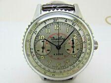 Vintage Breitling Chronomat 769 Chronograph 21702  men watch