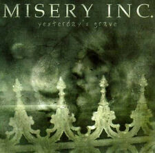 MISERY INC Yesterdays Grave CD