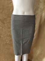 """Stylin' Retro Junior """"Harris/Wallace"""" Houndstooth Pencil Skirt++SIZE 10"""