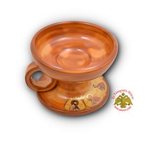 Orthodox Incense Burner Ceramic Icons Kadionica Weihrauch Censer Rauchfass