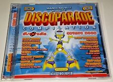 CD DISCOPARADE ESTATE 2002 ,DOPPIO CD MIXED BY MATTEO EPIS