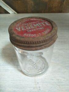 Vintage Vegemite Jar