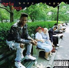 NEW Chris Rock - Born Suspect (CD, Jul-1997, Atlantic)