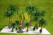 Arcane Scenery Pack de noix de coco arbres pack de 12 pieces