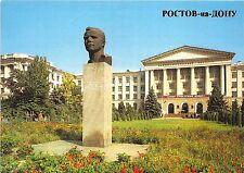 B66802 Russia Rostov on Don Gagarin Square