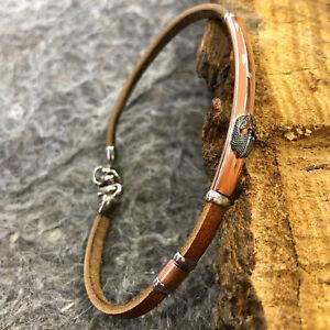 Handmade Unisex Bracelet Jewelry Made of Sterling Silver