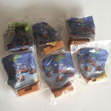 McDonalds Happy Meal Set Space Jam Warner Bros Bugs Bunny MJ Daffy Neu MIP 1997