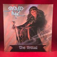 SACRED RITE The Ritual 1985 vinyl LP EXCELLENT CONDITION